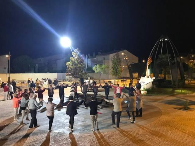 Les Garrigues celebra la Diada de Catalunya