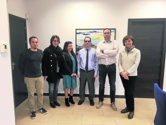 L'escola Abat Ruera de Puiggròs guanya un concurs de l'ONCE