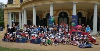 L'escola de Bellagurada guanya el concurs Apilo XII