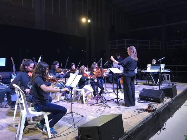 L'Escola de Música de les Garrigues celebra el concert de Nadal