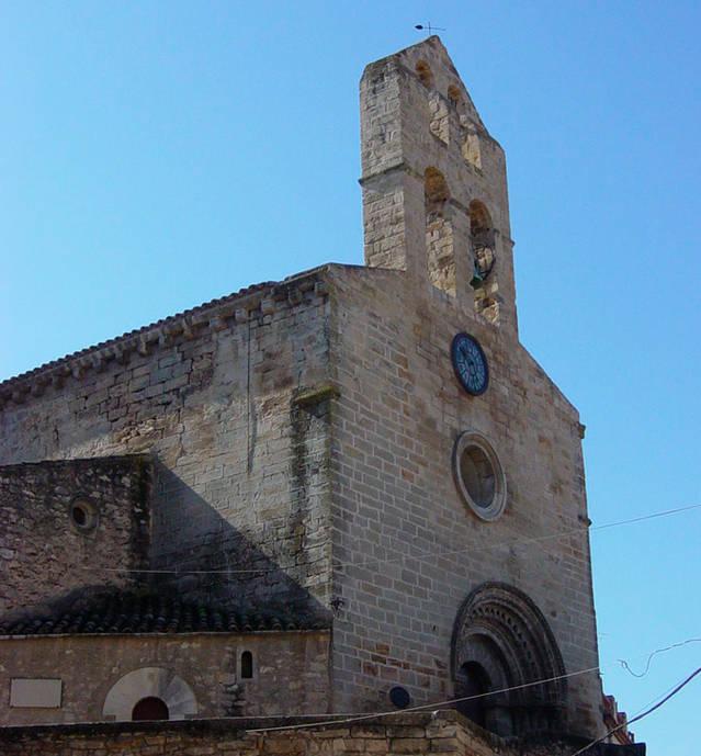 L'església de Sant Joan Baptista de Vinaixa, declarada Bé Cultural d'Interès Nacional