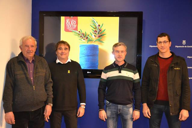 L'Espluga Calba acull una nova edició de la Fira Oleotèxtil