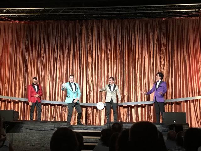 L'humor de Yllania 25 aplega mig miler d'espectadors a Juneda