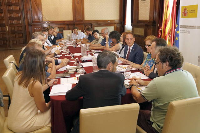 L'incendi de la Ribera d'Ebre ha afectat 187 propietaris al Segrià i les Garrigues