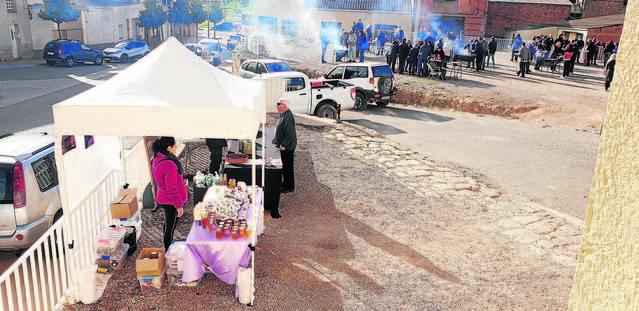 Més de 2.500 persones i 12.000 litres venuts a la Festa de l'Oli de l'Albi