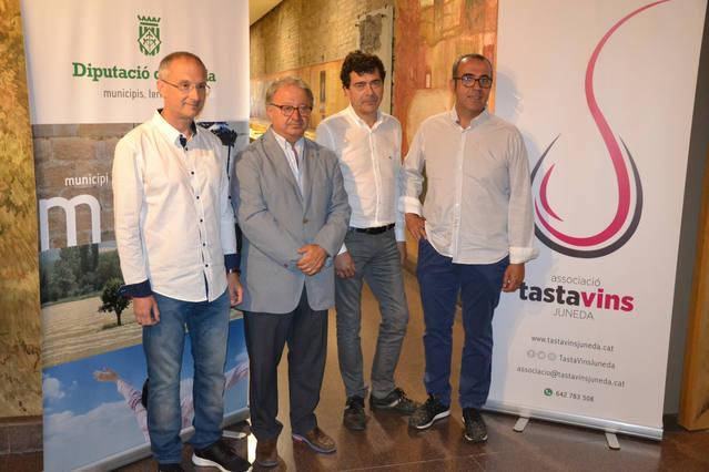 Neix 'Tastavins', la primera fira dedicada al vi i al cava a Juneda