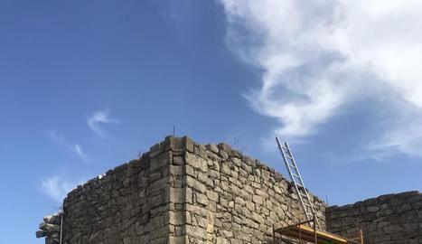 Restauren l'ermita de Santa Caterina d'Arbeca