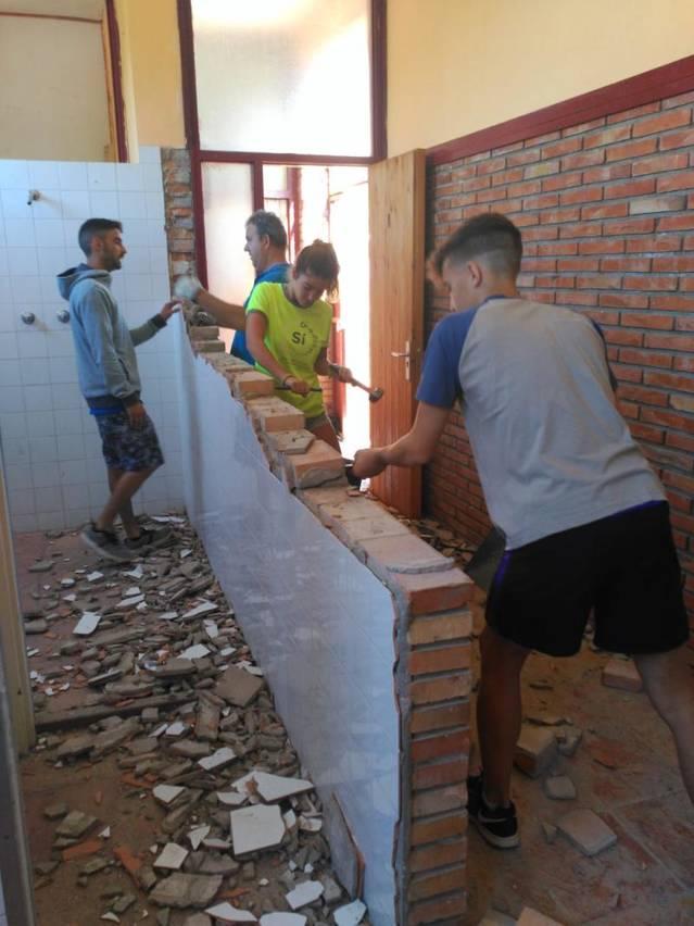 Sis municipis de les Garrigues han comptat amb Brigada Jove durant l'estiu