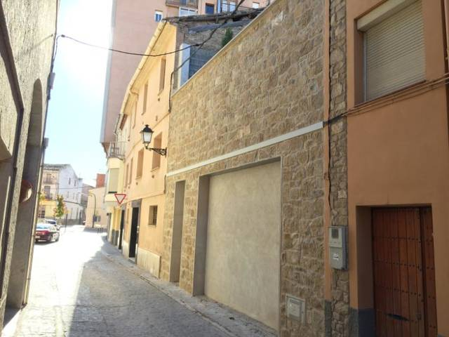 Subvencions de 100.000 € per arranjar façanes del centre històric de les Borges