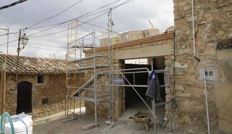 Tarrés rehabilita una casa per al Museu d'Eines del Ferrer