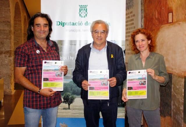 Tot a punt per a la 3a edició del Festival OleaTerra