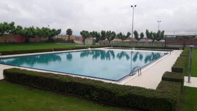 Tot a punt per a la nova temporada de les piscines municipals a Juneda