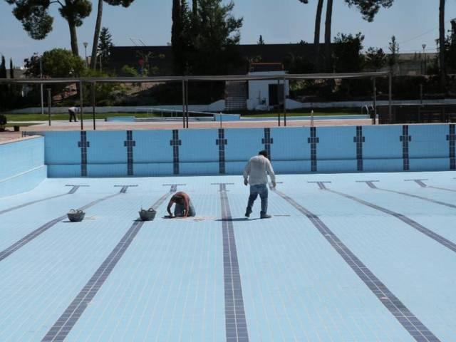 Tot a punt per a la temporada de bany a les piscines municipals de les Borges