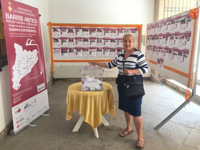 """Un centenar d'establiments de les Borges participen en la campanya """"Barris antics"""""""