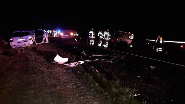 Un nou accident a l'N-240, a les Borges Blanques, deixa una víctima mortal