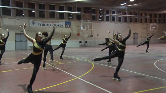 14a posició per a les Metralletes del CEP Torregrossa en el Concurs Nacional de Grups Xou
