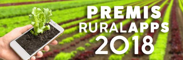 Agricultura convoca la 5a edició del premi Ruralapps