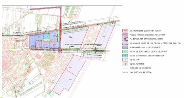 Aprovada la millora de l'àrea industrial de Golmés