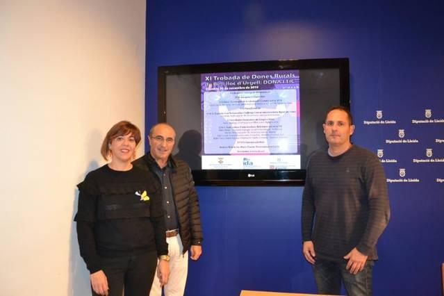 Bell-lloc organitza una jornada per debatre, impulsar i reconèixer el paper de les dones de Lleida en els diversos àmbits TIC