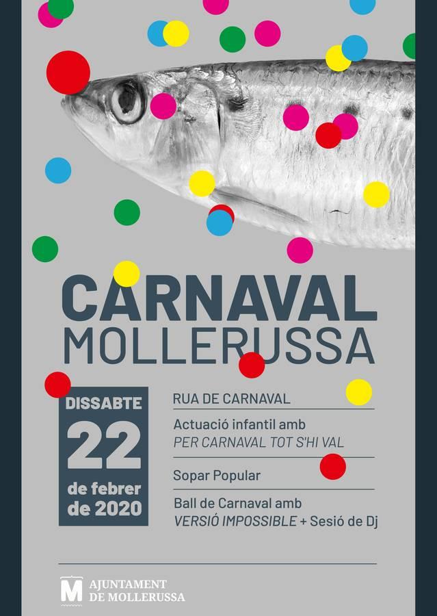 Catorze carrosses disfressaran el Carnaval de Mollerussa