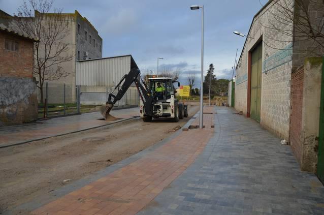 Convocada la línia d'ajuts per als negocis de Mollerussa afectats per obres