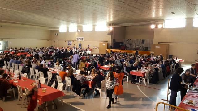 El Carnestoltes de Vila-sana aplega més de 400 persones
