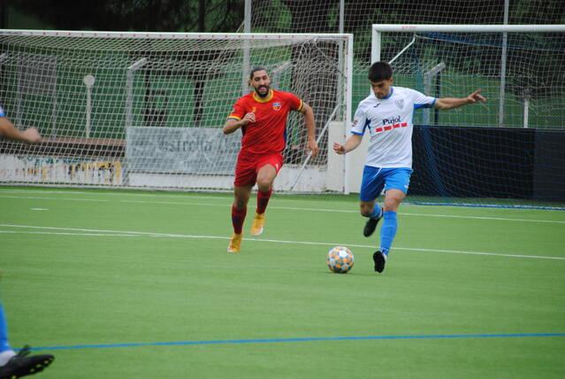 El CFJ Mollerussa torna al camí del triomf superant el Martinenc