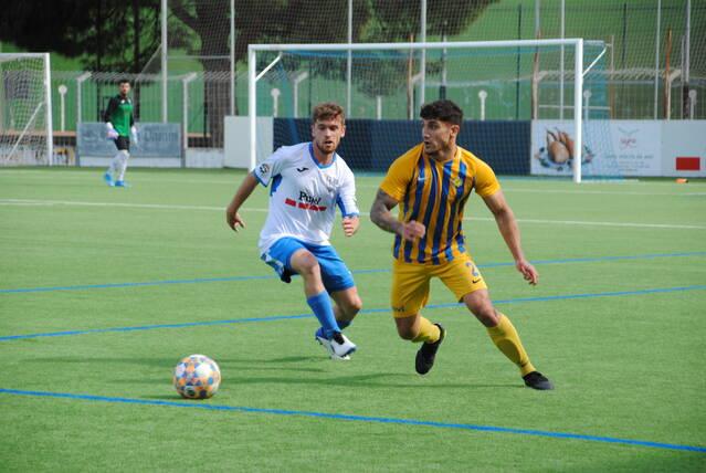 El CFJ Mollerussa va guanyar per 4 gols a 1 al Sant Just