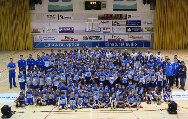 El Club Bàsquet Mollerussa presenta la nova temporada