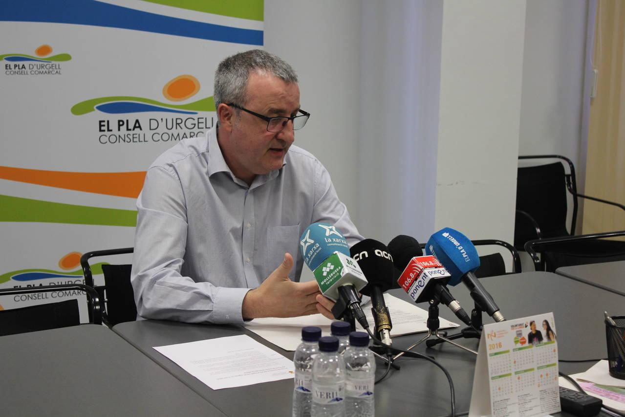 El Consell Comarcal del Pla d'Urgell treballa en un protocol  d'emergència per fer front a inclemències meteorològiques