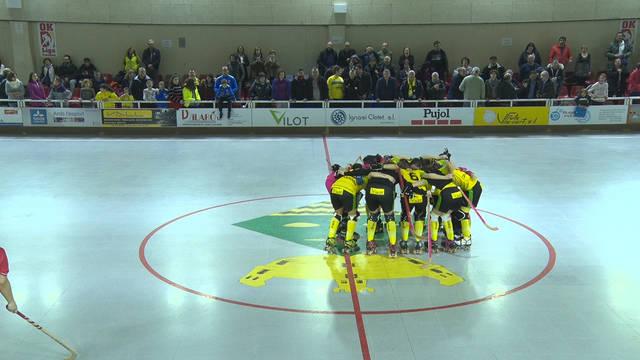 El CP Vila-sana elimina el Cerdanyola i jugarà les semifinals de la Copa de la Reina