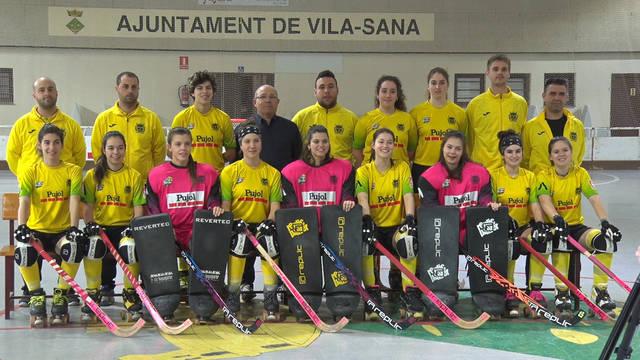 El CP Vila-sana podrà participar a la Copa de la Reina després de trobar patrocinador