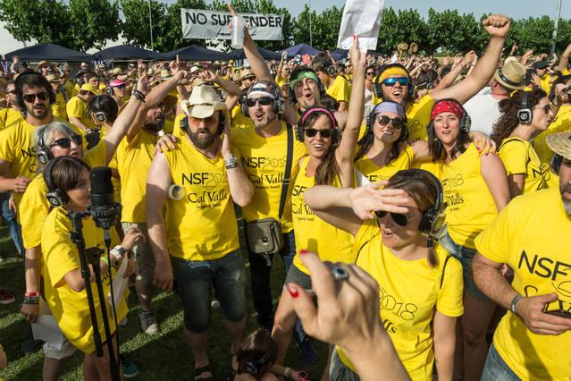 El 'No Surrender Festival' ja supera el miler d'inscrits