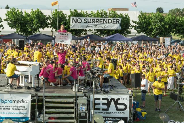 Imatge de la passada edició del No Surrender Festival / Foto: Javi Martín