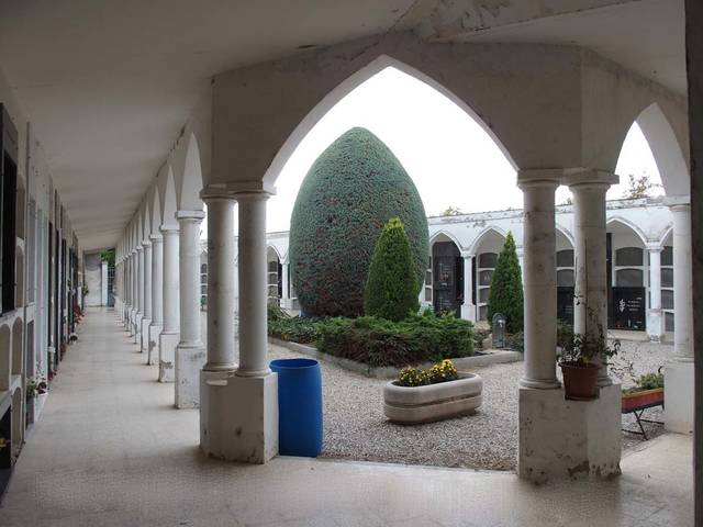 El Palau d'Anglesola amplia el cementiri municipal