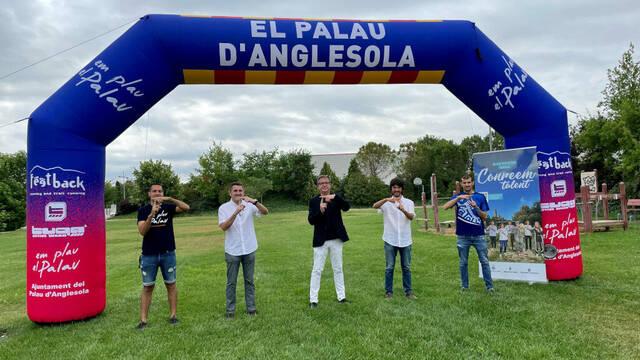 El Palau d'Anglesola reobre el circuit de la Lliga de Ponent amb l'Agro-Llobera Palau Night Run by Cursa de Sant Blai
