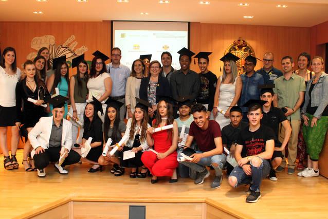 El Pla de Transició al Treball (PTT) forma 26 joves de Tàrrega i Mollerussa per donar-los una sortida laboral