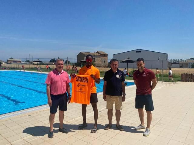 El Pla d'Urgell inaugura una temporada de piscines segura