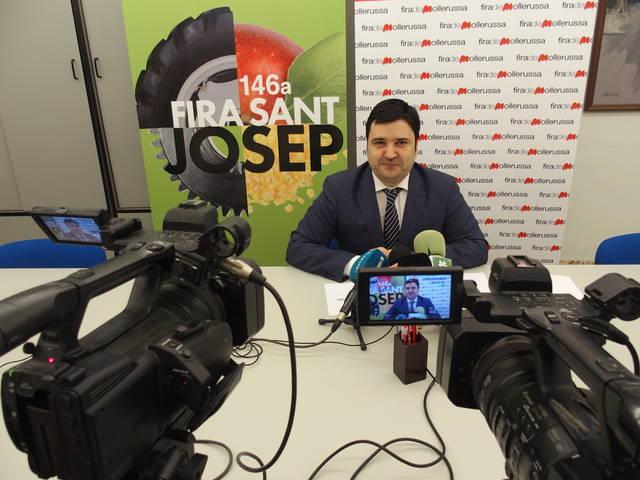 El programa tècnic de la 146 Fira de Sant Josep inclourà 12 jornades a més de la 17a Borsa de Cereals, concursos i trobades professionals