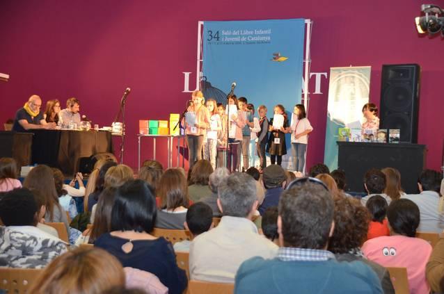 El Saló del Llibre Infantil i Juvenil acull la semifinal del XIII Certamen Nacional de Lectura en veu alta