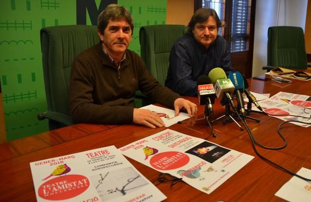 El Teatre L'Amistat aixeca teló el el 27 de gener amb 'El Cirerar', un clàssic de Txèhov de la Cia. Agropecuària