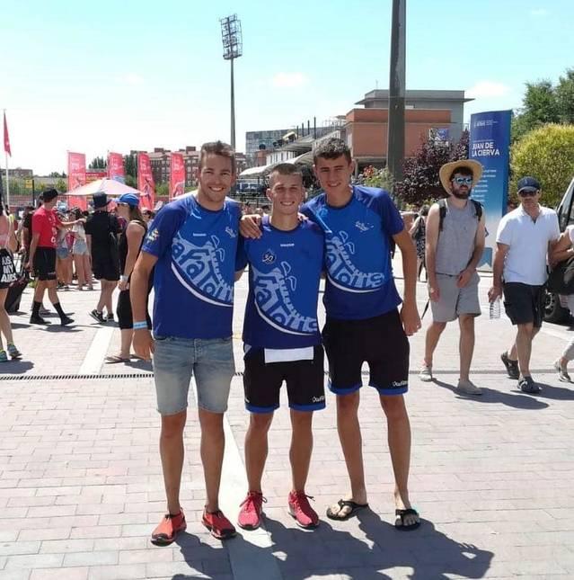 El Xafatolls, Arnau Monné, 8è al Campionat d'Espanya Absolut
