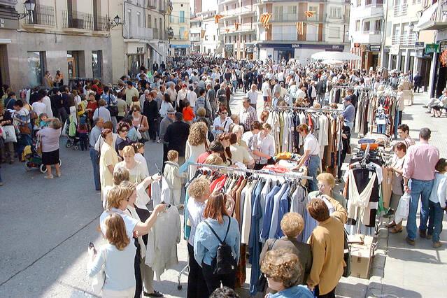FA 20 ANYS: El mercat de Mollerussa