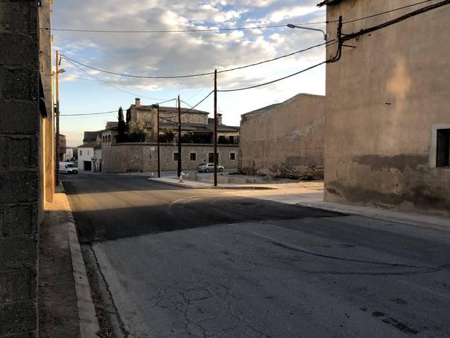 Finalitzen les obres de la carretera de Bell-lloc a l'entrada de Bellvís