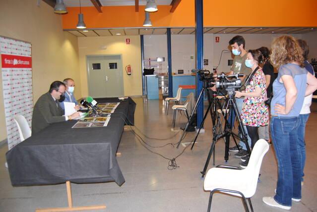 Fira de Sant Josep amb 153 expositors, jornades tècniques virtuals i parc d'atraccions