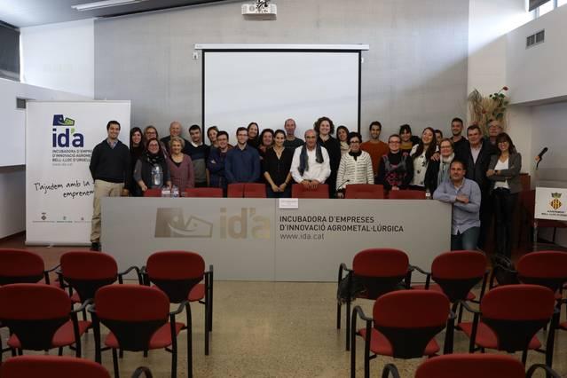 Jornada d'Emprenedoria Jove a Bell-lloc d'Urgell
