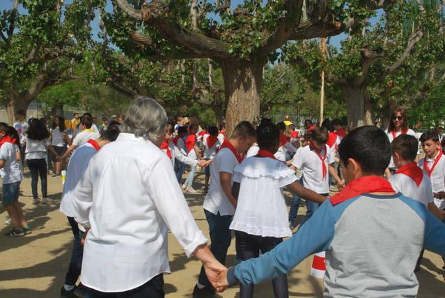 La 4a Trobada Sardanista de Centres Escolars espera reunir més de 350 alumnes