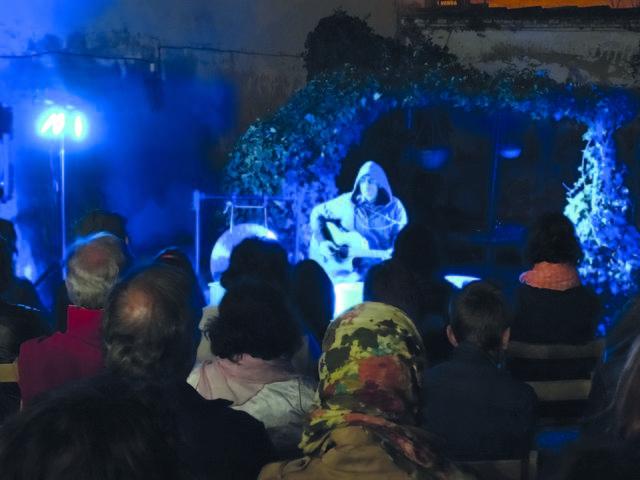 La 'Música conscient' d'Oriol Ginestà, segona cita d'èxit del cap de setmana del Festival Cua d'estiu a Fondarella