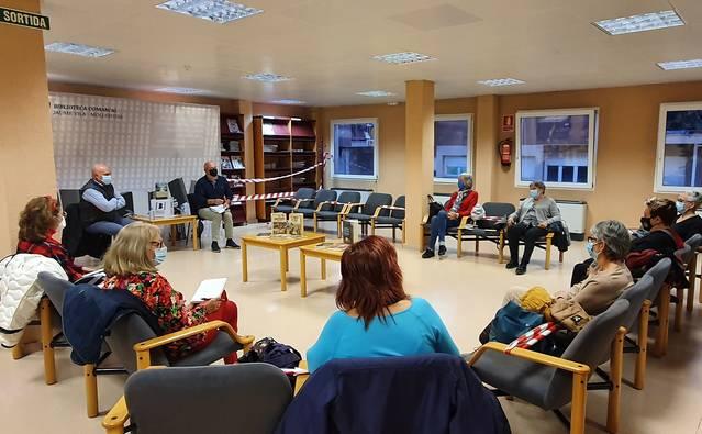 La biblioteca comarcal Jaume Vila reprèn el club de lectura