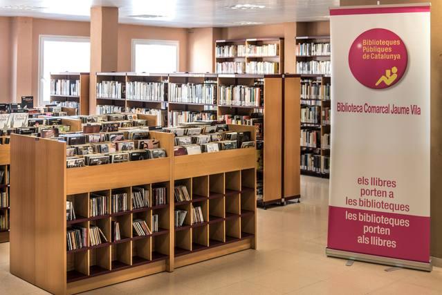 La biblioteca de Mollerussa reobre dilluns 19 després de les vacances d'estiu